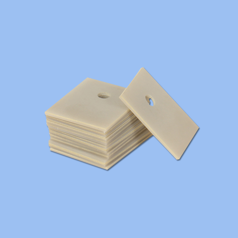 氮化铝陶瓷基pian-陶瓷件-dao热陶瓷